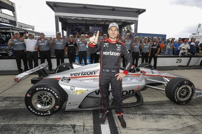 Pocono IndyCar: Will Power matches AJ Foyt with 53rd pole