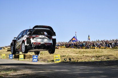WRC Rally Germany: Tanak leads, Sordo and Latvala both out