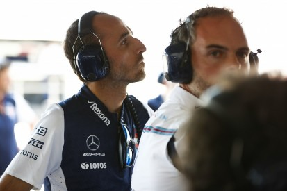 Robert Kubica surprised to enjoy non-racing Williams F1 team role