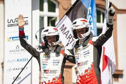 WRC Rally Germany: Tanak wins, Ogier minimises points damage