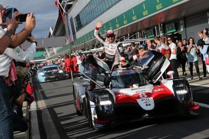 Silverstone WEC: Alonso, Buemi and Nakajima win again in Toyota 1-2