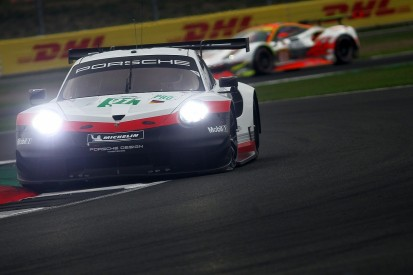 Porsche disqualified from second in GTE in Silverstone WEC