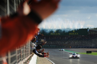 Both Toyotas excluded from Silverstone WEC race, Rebellion wins