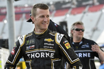 Kahne felt he couldn't accept 2019 drive offers
