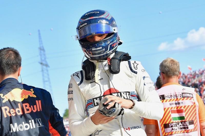 Williams F1 drivers are 'easy targets' amid 2018 slump, says Stroll