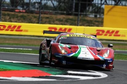 WEC Silverstone winner Calado wants more Ferrari GTE BoP help