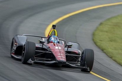 Wickens to have surgery for spinal injury after IndyCar Pocono crash