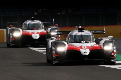 Toyota will not appeal Silverstone WEC one-two disqualification