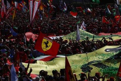 Fall in Monza ticket sales puts new pressure on Italian Grand Prix