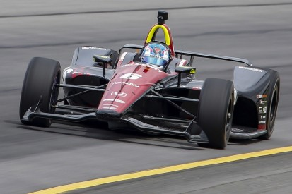 Wickens' car withdrawn from Gateway IndyCar race after crash
