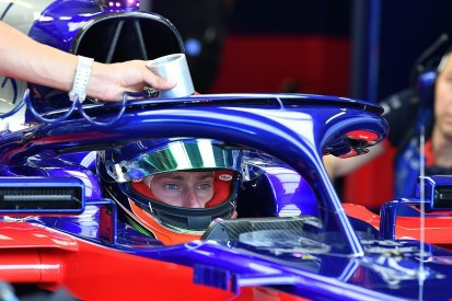 Surprise speculation over F1 seat changed Hartley as a driver