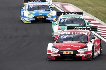 Audi explains why Rast has clear '18 advantage over DTM stablemates