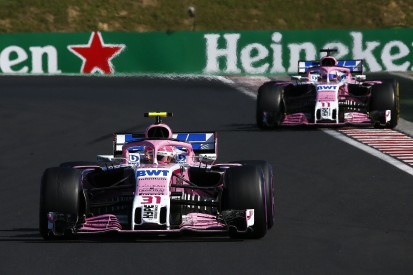 Force India F1 team may run under new name later in 2018 season