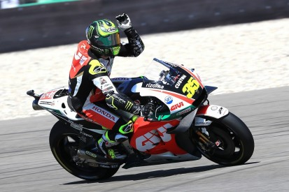 LCR's Crutchlow gets extended factory Honda MotoGP deal until 2020