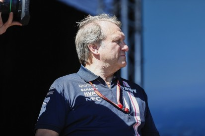Bob Fernley leaves Force India following F1 team's ownership change