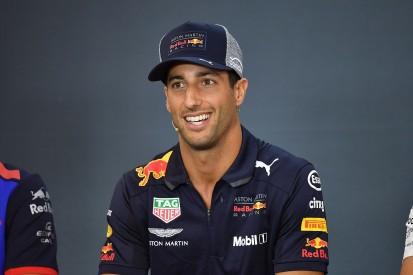 Daniel Ricciardo explains timeline for Red Bull split for F1 2019