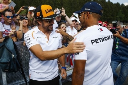 Fernando Alonso says 2019 decision is 'goodbye' to F1