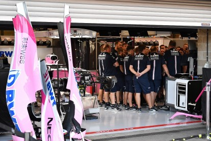 New Racing Point Force India team granted official F1 entry