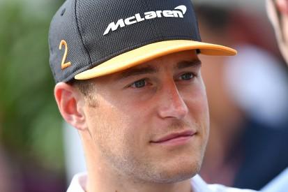 Stoffel Vandoorne 100% sure of short-term McLaren F1 future