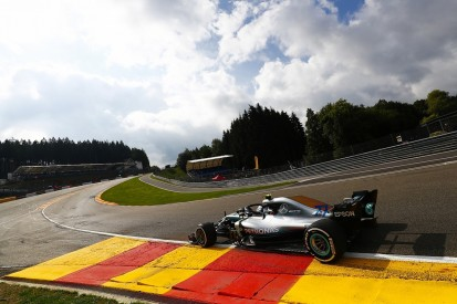 Bottas set to start Belgian GP at back as Mercedes upgrades engine