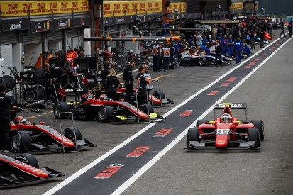 Spa GP3 practice delayed by ECU problem, series confident of fix