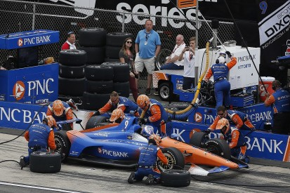 Ganassi IndyCar team rules out return to three or four cars