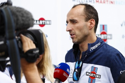 Robert Kubica ready to race in F1 as Williams shot looms