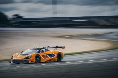 McLaren begins testing in-house built 720S GT3 car before '19 debut