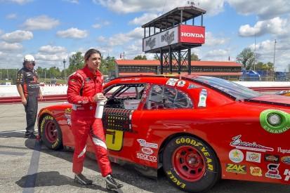 Katherine Legge open to NASCAR oval race next