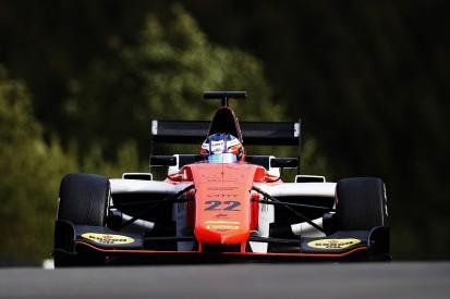 GP3 debutant Verschoor excluded from Spa qualifying