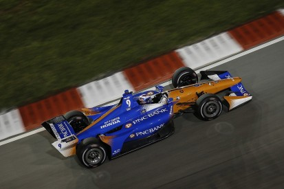 Gateway IndyCar: Scott Dixon handed pole as qualifying cancelled