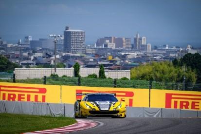 Ferrari gets pole for Intercontinental GT Challenge Suzuka 10 Hours