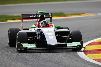 David Beckmann scores maiden GP3 win in Spa feature race