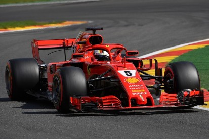 Formula 1: Vettel leads Ferrari one-two in final Spa practice