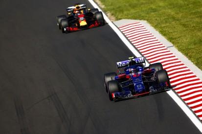 Red Bull/Toro Rosso to use Ferrari/Haas F1 tech share model in 2019