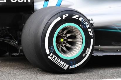 Mercedes Formula 1 team brings new rear wheel design for Belgian GP