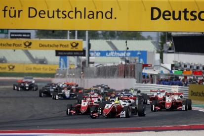 Misano European F3: Schumacher dominates opening race