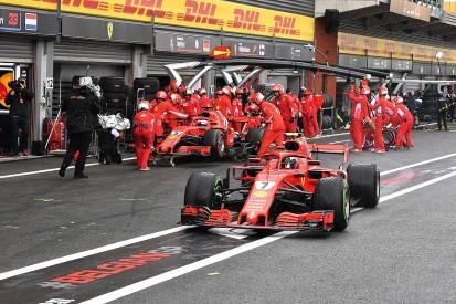 Formula 1: Fuel miscalculation costs Raikkonen Belgian GP pole shot