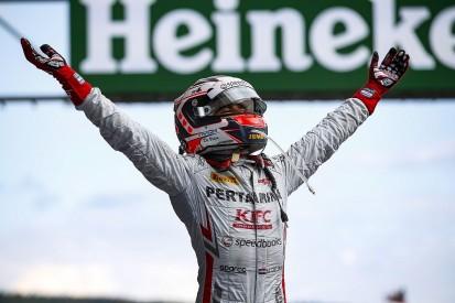 F2 Spa: McLaren's de Vries dominates, Russell extends points lead