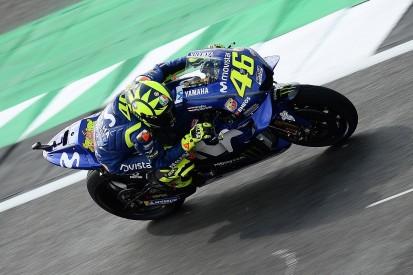 MotoGP Silverstone: Rossi 'vey upset' after Yamaha qualifying error