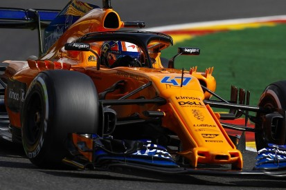 McLaren to trial F1 junior Norris again in Italian GP FP1 at Monza