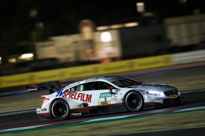 DTM Misano: Di Resta wins race one night thriller ahead of Frijns