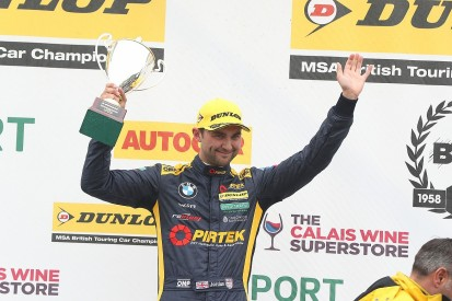Knockhill BTCC: Jordan gets win as Sutton and Ingram excluded