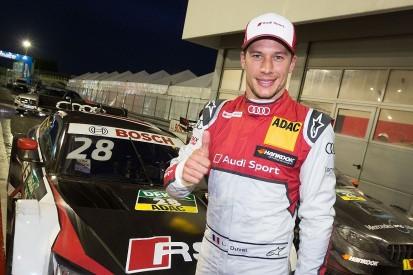 Misano DTM night race: Audi's Loic Duval claims first pole