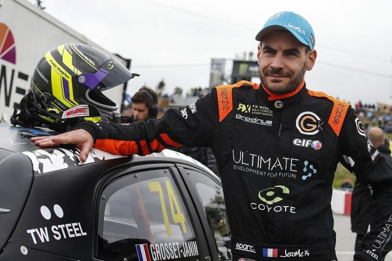 GCK Prodrive Renault driver Grosset-Janin splits with World RX team