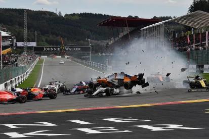 FIA believes Alonso would've hit Leclerc's head in Spa start crash