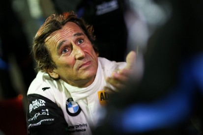 DTM Misano: BMW driver Alex Zanardi thought fifth place was a joke