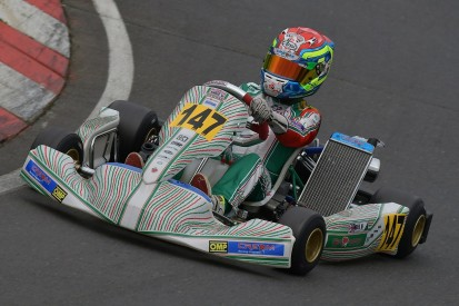 Promoted: Mark Kimber - the karting conqueror with GT in his sights