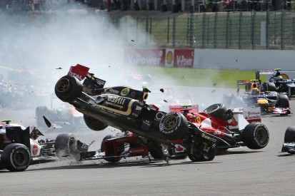 FIA expands on comparisons between Hulkenberg/Grosjean Spa crashes