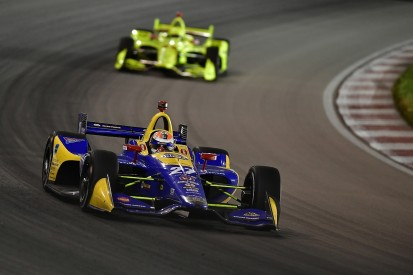 Alexander Rossi: Aggressive tactics needed to win IndyCar title